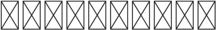 ColorCubesRegular otf (400) Font OTHER CHARS