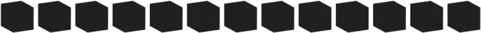 ColorCubesRegular otf (400) Font LOWERCASE