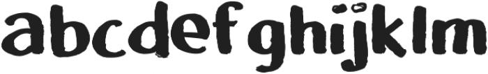 ColoradoGlory ttf (400) Font LOWERCASE
