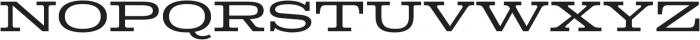 Colt Light otf (300) Font UPPERCASE