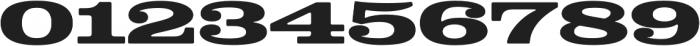Colt Soft Bold otf (700) Font OTHER CHARS