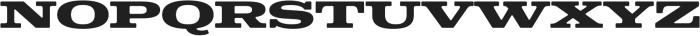 Colt Soft Bold otf (700) Font UPPERCASE