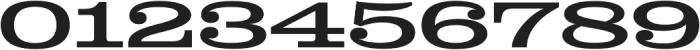 Colt otf (400) Font OTHER CHARS