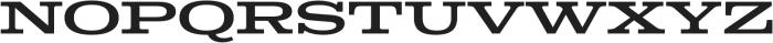 Colt otf (400) Font LOWERCASE