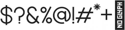 Colton Bold otf (700) Font OTHER CHARS