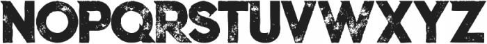 Columbus Grunge otf (400) Font UPPERCASE