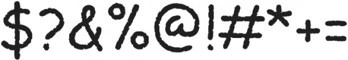 Comic Papyrus ttf (400) Font OTHER CHARS