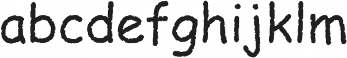 Comic Papyrus ttf (400) Font LOWERCASE
