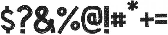 Comica ttf (400) Font OTHER CHARS