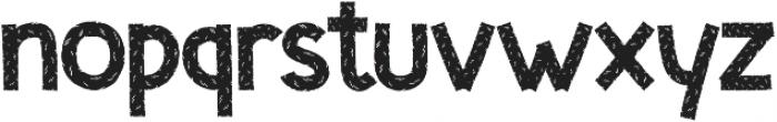 Comica ttf (400) Font LOWERCASE