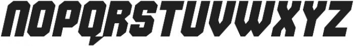 Commando ttf (400) Font LOWERCASE