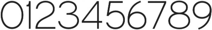 Commeria Sans Normal otf (400) Font OTHER CHARS