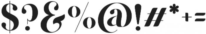 Commodus Greek Alt otf (400) Font OTHER CHARS