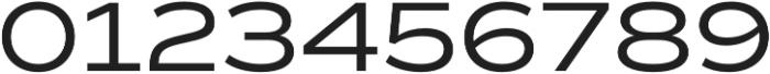 Commuters Sans otf (400) Font OTHER CHARS