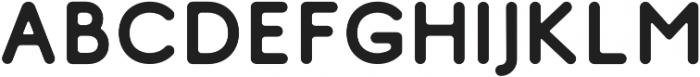 Comodo otf (400) Font UPPERCASE