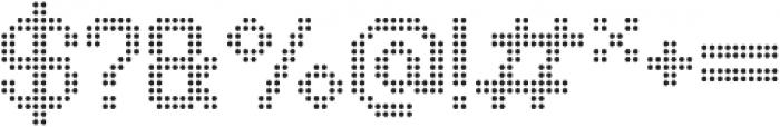 Comodot Round Bottom otf (400) Font OTHER CHARS