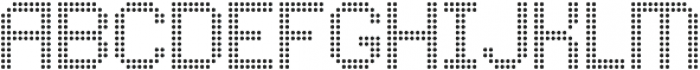Comodot Round Bottom otf (400) Font LOWERCASE