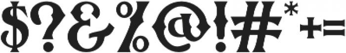 Companion otf (400) Font OTHER CHARS