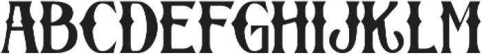 Companion otf (400) Font LOWERCASE