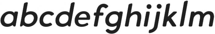 Compass Rose CPC Bold Italic otf (700) Font LOWERCASE