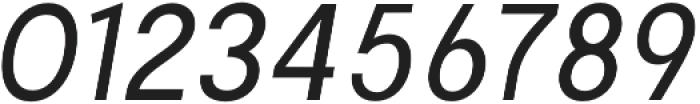 Compass Rose CPC Medium Italic otf (500) Font OTHER CHARS