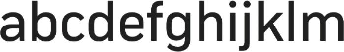 Compasse otf (400) Font LOWERCASE