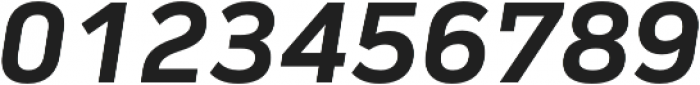 Compasse otf (700) Font OTHER CHARS