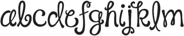 Complete in Him ttf (400) Font LOWERCASE