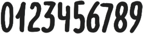 Compotes Citro Bold otf (700) Font OTHER CHARS