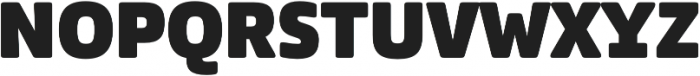 Comspot Tec Basic Ultra otf (900) Font UPPERCASE