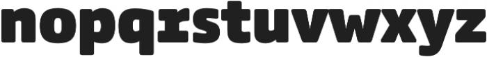 Comspot Tec Basic Ultra otf (900) Font LOWERCASE