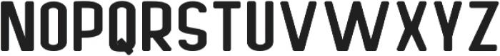 Concepts Sans Serif Bold Regular otf (700) Font UPPERCASE