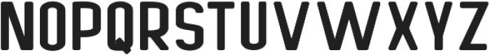 Concepts Sans Serif Bold Regular otf (700) Font LOWERCASE