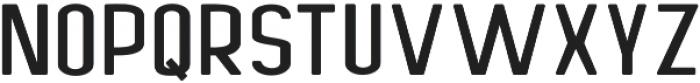 Concepts Sans Serif Regular otf (400) Font LOWERCASE