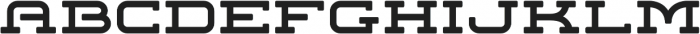 Concordia Regular otf (400) Font LOWERCASE
