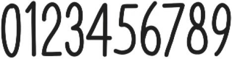 Condera Condera otf (400) Font OTHER CHARS