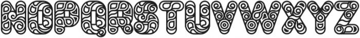 Conello Bold otf (700) Font LOWERCASE