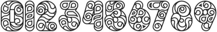 Conello Medium otf (500) Font OTHER CHARS