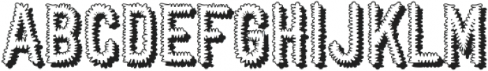Conference Call BH DropOne otf (400) Font UPPERCASE