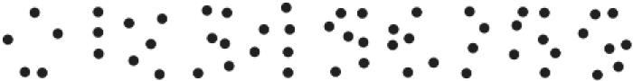 Confetti MultiColor otf (400) Font OTHER CHARS