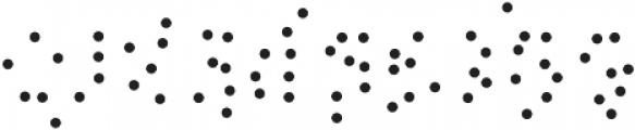 Confetti Wild MultiColor otf (400) Font OTHER CHARS