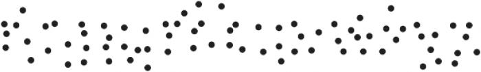 Confetti Wild MultiColor otf (400) Font LOWERCASE