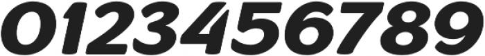 Congenial Italic otf (900) Font OTHER CHARS