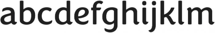 Congenial otf (400) Font LOWERCASE