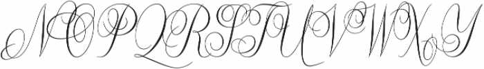 Constancia Script Alt1 Regular otf (400) Font LOWERCASE