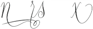 Constancia Script Alt3 Regular otf (400) Font UPPERCASE