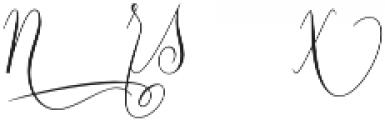 Constancia Script Alt3 Regular otf (400) Font LOWERCASE