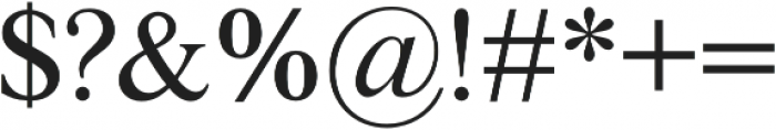 Constantinus Cyrillus otf (400) Font OTHER CHARS