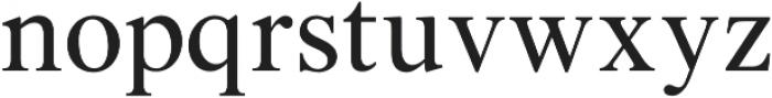 Constantinus Cyrillus otf (400) Font LOWERCASE
