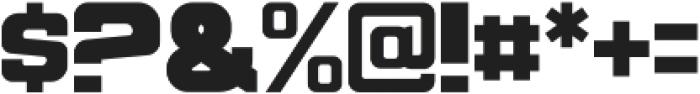 Contrastes Regular ttf (400) Font OTHER CHARS